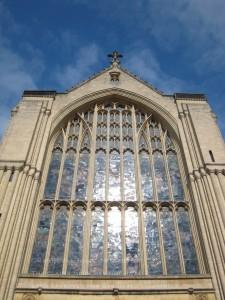 ノーリッジ大聖堂1
