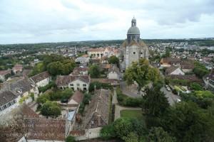 中世の街並みのプロヴァン2