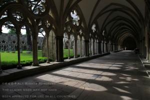 ソールズベリー大聖堂2