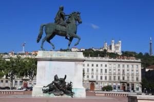 ルイ14世像2