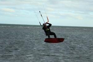 カイトサーフィン2