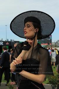 帽子美女1