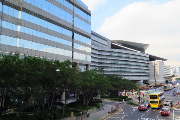 香港街並み1