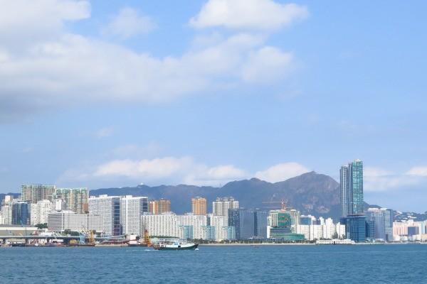 香港街並み4