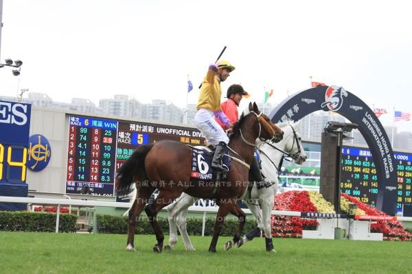 15香港スプリント11