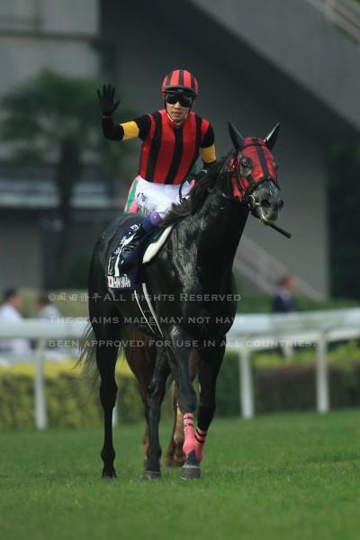 15香港カップ15