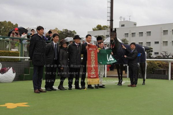 16京都牝馬S5
