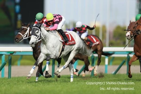 16阪神牝馬S2