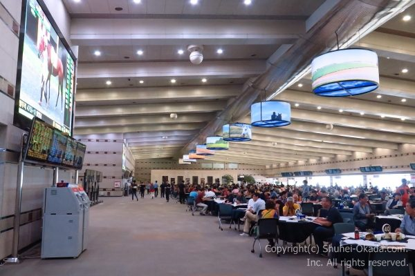 ソウル競馬場32