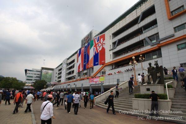 ソウル競馬場12
