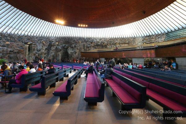 テンペリアウキオ教会3