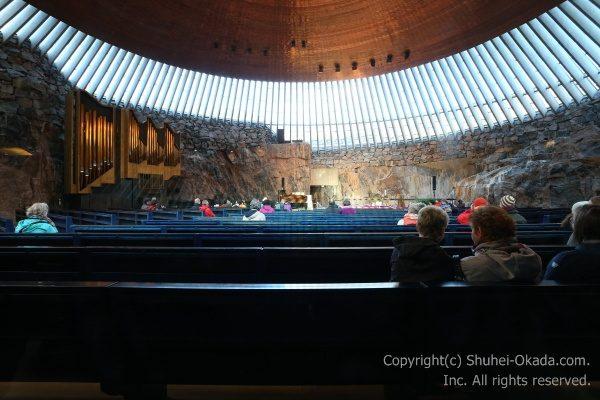 テンペリアウキオ教会5