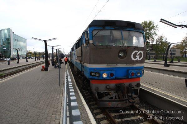 タリン駅2
