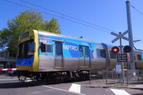 メルボルン電車4