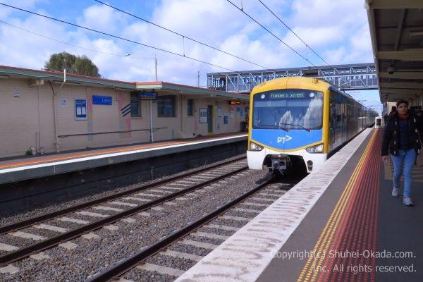 メルボルン電車3