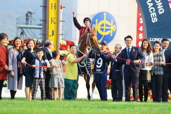 17香港カップ16